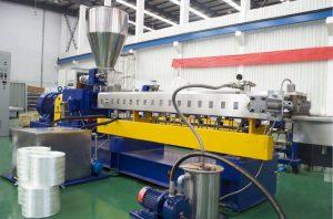 Оборудование для грануляции полимеров