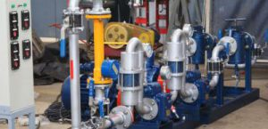 Насосы и насосное оборудование для перекачки и переработки нефтепродуктов